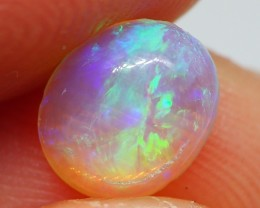 1.14CT HIGH DOME CRYSTAL OPAL FROM LIGHTNING RIDGE RE254
