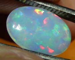 1.40 ct Ethiopian Gem Color Welo Opal Cab