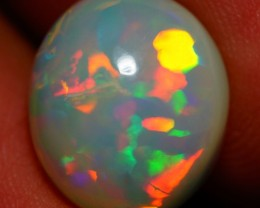 3.51 CT SATURATED PATTERN BEAUTIFUL ETHIOPIAN OPAL-JI 863