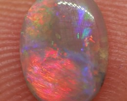 0.53CT  CRYSTAL OPAL FROM LIGHTNING RIDGE RE282