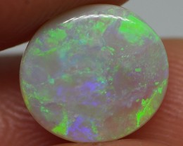 1.83CT  CRYSTAL OPAL FROM LIGHTNING RIDGE RE287