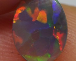 0.46CT BLACK OPAL FROM LIGHTNING RIDGE RE292