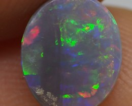 0.65CT  CRYSTAL OPAL FROM LIGHTNING RIDGE RE300