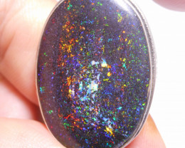 57ct Queensland Fairy Stone Opal Pendant (925)