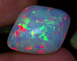 17.20 cts AAA Opal - 5/5 Brightness - Monster Color HUGE $1720