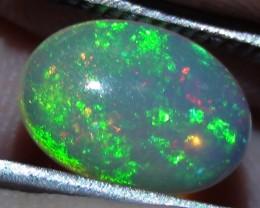 2.25 ct Ethiopian Gem Color Welo Opal Cab