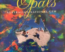 Beautiful Opals Australia's National Gem author Len Cram