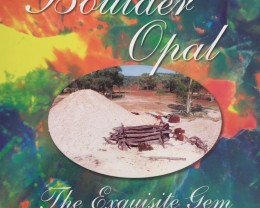 Beautiful Boulder Opal The Exquisite Gem Special Edition author Len Cram