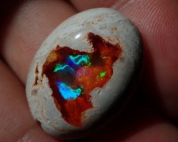 25.15ct Mexican Fire Matrix Awesome Opal