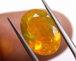 3.35CTS ETHIOPIAN  OPAL FACETED  NC-4557