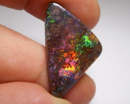 20.4ct Boulder Opal Polished Stone