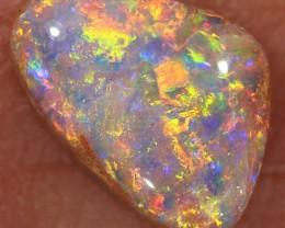 1.3ct 9x6mm Pipe Wood Fossil Boulder Opal  [LOB-2005]
