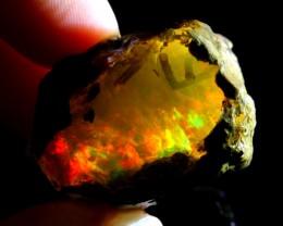 99ct Ethiopian Crystal Rough Specimen Rough