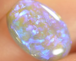 1.15 CTS CRYSTAL OPAL - VERY BRIGHT NICE OVAL SHAPE - ID:1200