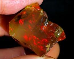 42ct Ethiopian Crystal Rough Specimen Rough