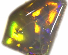 2.95 CTS BLACK OPAL RUBS LIGHTNING RIDGE [BR5702]