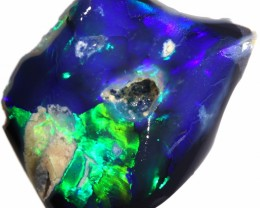 2.70 CTS BLACK OPAL RUB IDEAL CARVING [BR5717]9