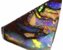 6.10 CTS BOULDER ROUGH OPAL RED FIRE [BY7551]