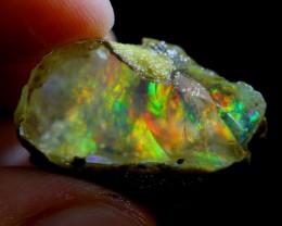 26ct Ethiopian Crystal Rough Specimen Rough