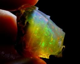 28ct Ethiopian Crystal Rough Specimen Rough
