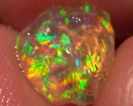 GEM ROUGH Mexican 2.8ct Crystal Opal (OM)