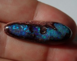 17.85ct Mexican Blue / Purpleish Opal in Matrix  Rare One