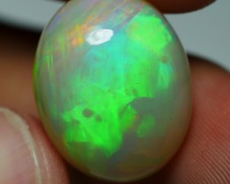 8.70 CRT BEAUTY DARK BASE BROADFLASH BLOCK PATTERN WELO OPAL-