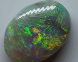1.50CT  CRYSTAL OPAL FROM LIGHTNING RIDGE TT41