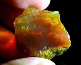 39ct Ethiopian Crystal Rough Specimen Rough 12