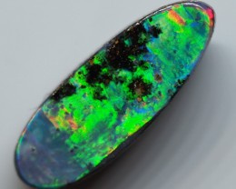 0.85CT QUEENSLAND BOULDER OPAL ZI81
