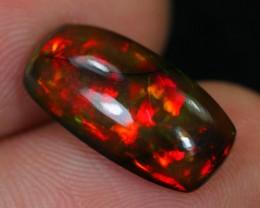 3.25ct Ethiopian Smoked Welo Opal Stone 812