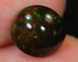 2.86ct Ethiopian Smoked Welo Opal Stone 813