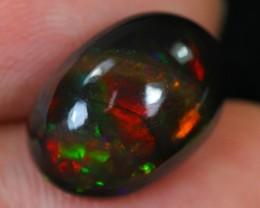 5.08ct Ethiopian Smoked Welo Opal Stone 814