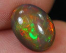 2.47ct Ethiopian Smoked Welo Opal Stone 816