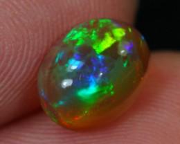 1.01ct Ethiopian Smoked Welo Opal Stone 817