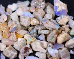 100ct Small Size Ethiopian Welo Rough Opal Parcel Lot