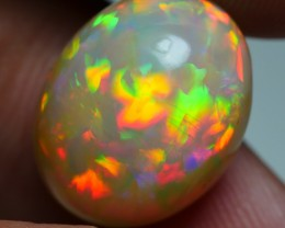 8.25 CRT WONDERFUL PRISM PEACOCK NEON FLASH WELO OPAL-
