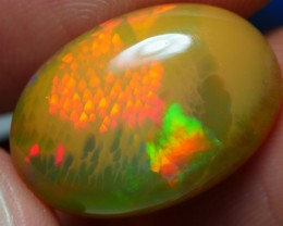 5.80 CRT AWESOME DELUXE DRAGON SKIN NOEN FIRE COLOR WELO OPAL-