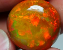 17.40 CRT AMAZING ROUND OF FIRE DELUXE RED COLOR WELO OPAL-