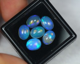 5.09Ct Natural Ethiopian Welo Opal Lot JA40