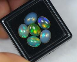 4.86Ct Natural Ethiopian Welo Opal Lot JA42