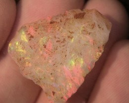31.73 ct HIGH QUALITY BRAZILIAN OPAL ROUGH CLEAN AND WITH NO CRACKS OR SAND
