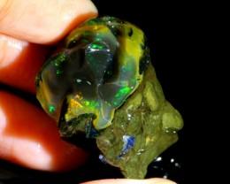 79ct Ethiopian Crystal Rough Specimen Rough