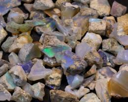 160ct Small Size Ethiopian Welo Rough Opal Parcel Lot