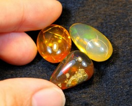 31.4ct Ethiopian Crystal Opal Specimen Lot