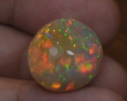 17.43ct  SUPREME LARGE  UNIQUE ETHIOPIAN WELO OPAL