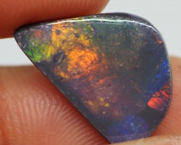 4.55CT BLACK OPAL FROM LIGHTNING RIDGE RE325