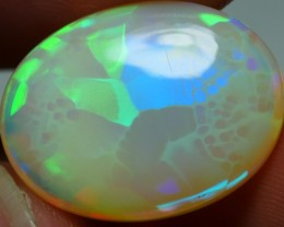 9.15 CRT GORGEOUS DOUBLE SIDE DELUXE FLAGSTONE PUZZLE WELO OPAL-