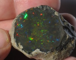 90ct  ETHIOPIAN ROUGH OPAL NODULE