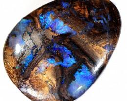66.3ct 35x27mm Queensland Boulder Opal  [LOB-2072]
